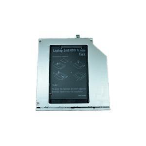 HP EliteBook 2560P 2570P 対応 HDD・SSDマウンタ SATA接続 9.5mm厚【ゆうメール215円発送可】 memory-depot