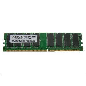 1GB PC3200 DDR 400 184pin DIMM PCメモリー 相性保証付【ゆうメール215円発送可】|memory-depot