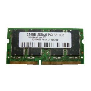 SODIMM 256MB PC133 144pin SO-DIMM Macメモリー 相性保証付【ゆうメール215円発送可】|memory-depot