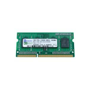 SODIMM  4GB PC3L-12800 DDR3L 1600 204pin SODIMM PCメモリー 相性保証付【ゆうメール215円発送可】