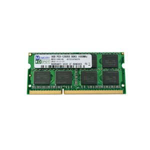 SODIMM 8GB PC3-12800 DDR3-1600 204pin SO-DIMM PCメモリー 相性保証付【ゆうパケット360円発送可】|memory-depot