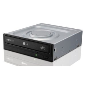 内蔵型DVDスーパーマルチドライブ HLDS GH24NSD1 BL BLK S-ATA接続(ブラック) レターパック(700円)発送可|memory-depot