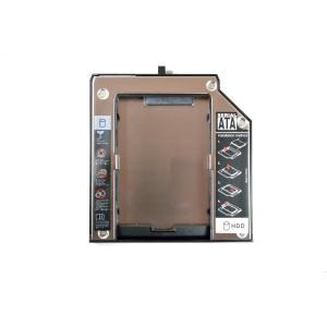 Thinkpad R400 R500 T420 T430 T510 T520 W510 W520 ウルトラベイ・エンハンスド・ドライブ用 HDD・SSDマウンタ SATA 12.7mm厚【ゆうメール発送可】 memory-depot