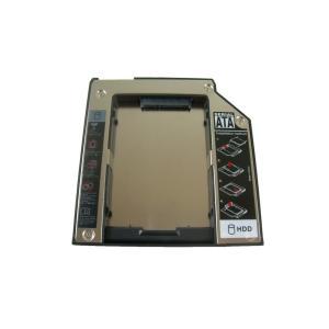 Thinkpad T60 T61 R60 R61 ウルトラベイ・スリム・デバイス用HDD・SSDマウンタ IDE接続 9.5mm厚【ゆうメール215円発送可】 memory-depot