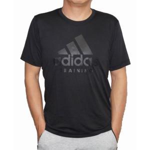 アディダス adidas 半袖 Tシャツ トレーニング用 黒...
