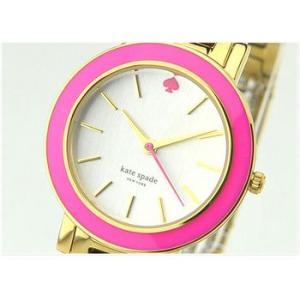 ケイトスペード 腕時計 レディース クォーツ グラマシー ピンク×ゴールド 1YRU0258|memozo