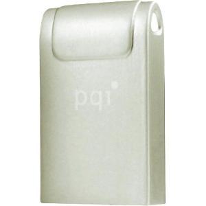 USBメモリ 16GB PQI i-neck USB3.0 6833-016GR101A 海外パッケージ品 memozo