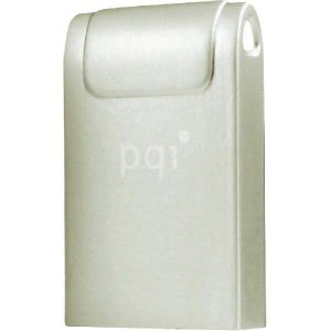 USBメモリ 32GB PQI i-neck USB3.0 6833-032GR101A 海外パッケージ品 memozo