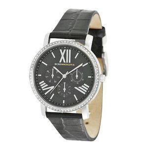 BCBGMAXAZRIA レディース 腕時計 クォーツ BG6411 Essentials 多機能アナログ ラウンドクォーツ|memozo