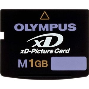 OLYMPUS xDピクチャーカード 1GB TYPE-M ...