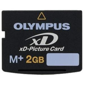 メール便可 OLYMPUS xDピクチャーカード 2GB TYPE-M+ M-XD2GMP オリンパス 海外パッケージ品|memozo