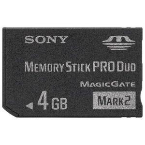 メモリースティック Pro Duo 4GB Mark2 MS-MT4G ソニー バルク品|memozo