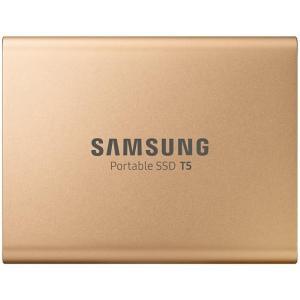 SAMSUNG SSD T5シリーズ ポータブル SSD 1TB USB3.1 (Gen2) MU-...