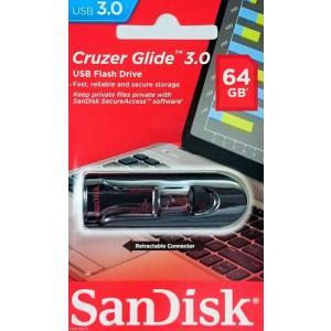 USBメモリ 64GB サンディスク USB3....の商品画像