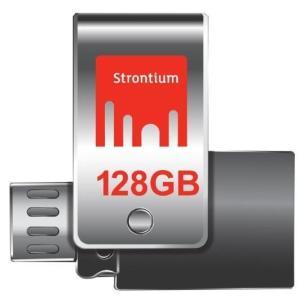 USBメモリ 128GB Strontium NITRO PLUS USB3.0 SR128GSLOTG1Z 海外パッケージ品|memozo