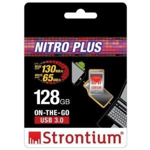 USBメモリ 128GB Strontium NITRO PLUS USB3.0 SR128GSLOTG1Z 海外パッケージ品|memozo|03