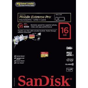 マイクロSD 16GB サンディスク Extreme PRO microSDHC SDSDQXP-016G 海外パッケージ品|memozo