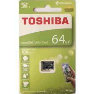 マイクロSD 64GB 東芝 microSDXC...の商品画像