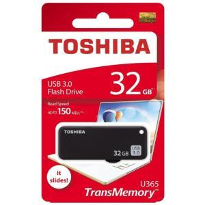 東芝 TransMemory 32GB THN-U365K0320 USBメモリー 海外パッケージ品...