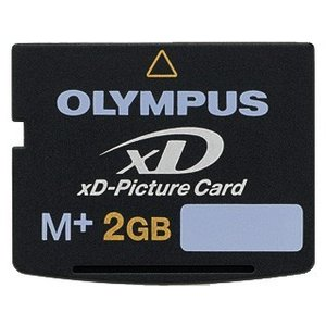 メール便可 OLYMPUS xDピクチャーカード 2GB TYPE-M+ オリンパス M-XD2GMP バルク品
