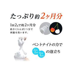 【送料無料】脇用 柿タンニン(カキタンニン)チャ茶エキス 配合 泥石鹸 泡沫の肌 メンズ レディース 加齢臭やワキガなどでデオドラント剤などを使っている方へ|men-s-nipple|18