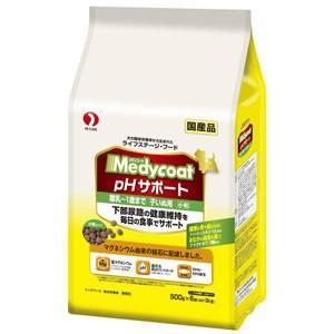 メディコート pHサポート 離乳〜1歳まで 子いぬ用 小粒 3kg(500g×6袋)