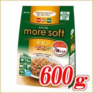 アドメイト more soft モアソフト チキン シニア 600g(100g×6袋に分包)
