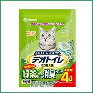 ユニチャーム 1週間消臭・抗菌デオトイレ 飛散...の関連商品4