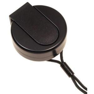 ABITAX アビタックス 携帯灰皿 4301 CB カーボンブラック