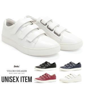ベルクロスニーカー 5189 デデス ユニセックス スニーカー カジュアルシューズ スリッポン sneaker|mens-sanei