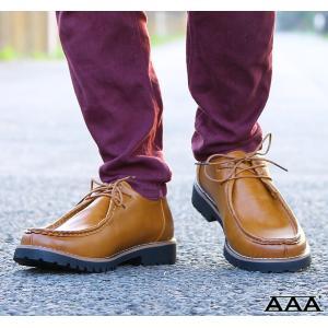 タンクソール チロリアン カジュアル ビジネス ビジカジ メンズ 靴 シューズ 対象商品2足の購入で6000円(税別)|mens-sanei