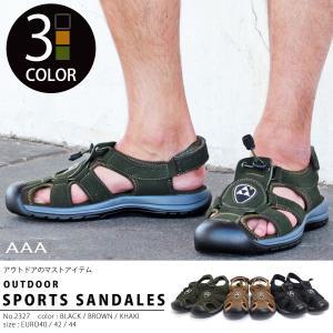 アウトドア スポーツ サンダル 靴 カジュアル メンズ キャンプ ウォーキング|mens-sanei