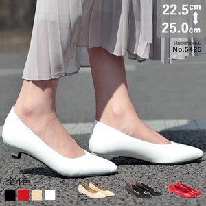 パンプス エナメル ポインテッド 3cm ヒール リバティードール 4色展開 レディース 婦人 靴 HEEL PUMPS 対象商品2足の購入で3600円(税別)|mens-sanei