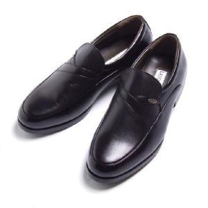 ビジネスシューズ シニア クロスライン LF651BL ラスアンドフリス メンズ 革靴 紳士 靴|mens-sanei