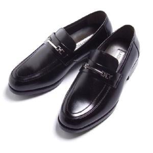 ビジネスシューズ シニア ビット LF658 ラスアンドフリス メンズ 革靴 紳士 靴