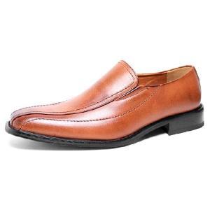 ビジネスシューズ スリッポン BROWN ラスアンドフリス メンズ 革靴 紳士 靴 2足6000円セット対象商品
