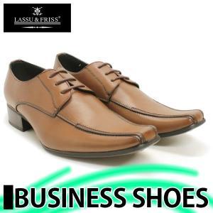 ビジネスシューズ スワール モカシン 外羽根 ブラウン 大きいサイズ ラスアンドフリス メンズ 革靴 靴 通勤 2足6000円セット対象商品