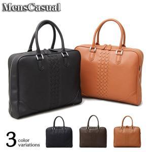 トートバッグ メンズ ビジネスバッグ ボストンバッグ ブリーフケース シンプル A4 バッグ カバン かばん 鞄 男性用 紳士 通勤 出張 通学 メッシュ編み込み|menscasual