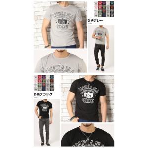 Tシャツ メンズ 吸汗速乾 ドライメッシュ素材 アメカジ Tシャツ カレッジ プリント TEE おしゃれ|mensfashion|14