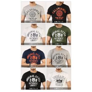 Tシャツ メンズ 吸汗速乾 ドライメッシュ素材 アメカジ Tシャツ カレッジ プリント TEE おしゃれ|mensfashion|16