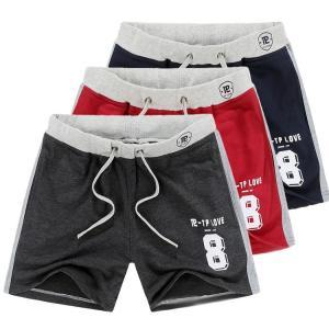 メンズ ショートパンツ ハーフパンツ スポーツウェア ルームウェア トレーニングウェア ジムウェア ショーツ ハーパン 男性用(dk03_1608)|mensrunway