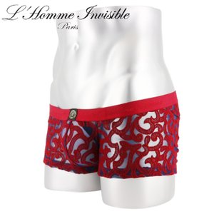 ボクサーパンツ メンズ ブランド ローライズ L'Homme Invisible ロームアンヴィジーブル Elio ボクサー (my39-eli-x52)|mensrunway