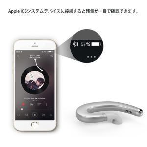 ワイヤレスイヤホン bluetooth 4.1 ブルートゥース イヤホン 耳かけ型 iPhone android アンドロイド スマホ 高音質 音楽 ハンズフリー 通話可|menstrend|07