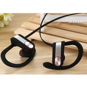 Bluetooth イヤホン ワイヤレスイヤホン スポーツ iPhone スマホ対応 高音質 防水 Bluetooth4.1 運動イヤフォン ブルートゥース ランニング|menstrend|08
