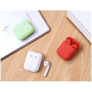 ワイヤレスイヤホン iPhone Bluetooth 5.0 ブルートゥース イヤホン 片耳 両耳 2WAY マイク スポーツ ランニング ヘッドセット 充電ケース付き|menstrend|11
