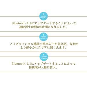 ワイヤレスイヤホン bluetooth マイク付き  iphone 片耳タイプ インナーイヤー ミニイヤホン ハンズフリー 高音質 超小型 ブルートゥース|menstrend|03