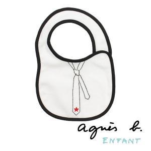 アニエスベー アンファン agnes b. ENFANT よだれかけ スタイ GR70 L BAVOIRGM59 L BAVOIR|menstyle