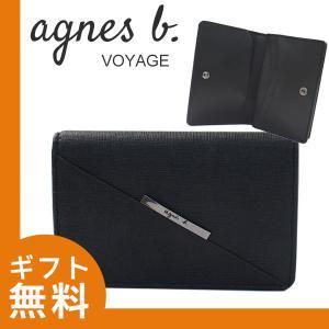 アニエスベー ボヤージュ agnesb.VOYAGE カードケース メンズ FH10‐06|menstyle