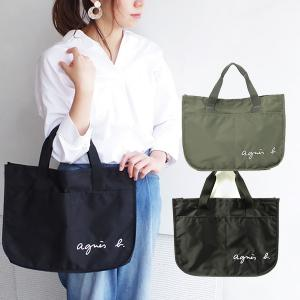 アニエスベー アンファン バッグ トートバッグ ロゴ GL11 E BAG menstyle