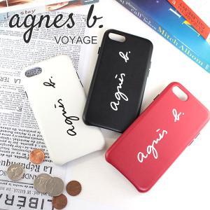 アニエスベー ボヤージュ スマホケース モバイルケース iPhone6S・7・8|menstyle